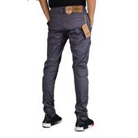 Celana Chino Premium Bandung ANZ Grey ABu