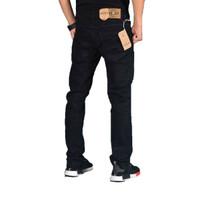 Celana Jeans Denim Premium ANZ Pensil/Skinny/Streach Hitam CO