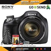 harga Sony Cyber Shot Dsc-h400 ( Paket Gebyar ) Tokopedia.com
