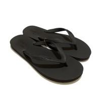 Jual Sandal Fipper Basic Male Black Murah