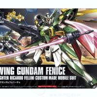 HGBF Wing Gundam Fenice by Bandai