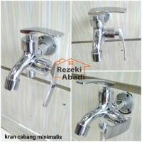 Kran Cabang / Kran Shower model Minimalis