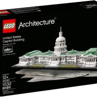 LEGO 21030 - Architecture - United States Capitol Building