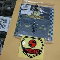 harga Membran Reed Valve Plate Kr150 Carbon Ninja 150 Tokopedia.com