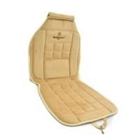 Jual ## Nobleman Italy Volume Seat Cover Alas Duduk Jok Mobil Beige Cokelat Murah