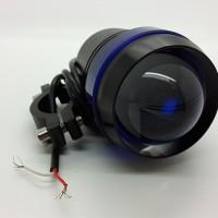 harga Lampu Tembak Jepit / Sorot Led Cree U3 30w 3 Mode Nyala   Fokus Hitam Tokopedia.com