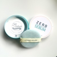 Jual Etude House Zero Sebum Drying Powder 6gr Original - Bedak Tabur Etude Murah