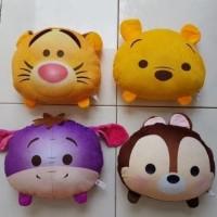 Jual Promo Bantal karakter isi banyak     Paket Tsum Pooh Bear (1 Paket Murah