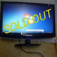 """Monitor Lcd komputer syncmaster 933 Samsung 19"""""""