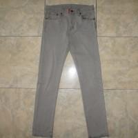 UNIQLO UJ Grey Skinny Stretch Jeans