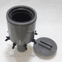 Manifold Hidroponik Output 8 Neple 7mm (Alat Pembagi Air Hidroponik)