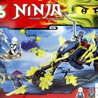 SY 386 Ninjago - Chain Cycle Ambush