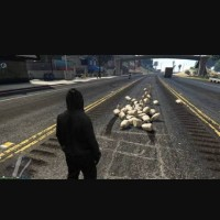 JASA MOD GTA V ONLINE PS3