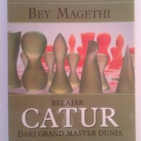 Buku Belajar Catur Dari Grand Master Dunia