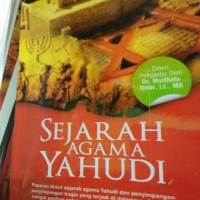 Sejarah Agama Yahudi
