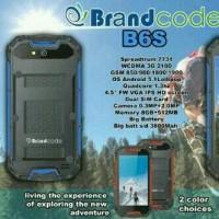 BRANDCODE B6S 3G TAHAN BENTURAN