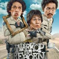 DVD Film - Warkop DKI Reborn : Jangkrik Boss! Part 1