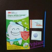 Clinpro White Varnish kit - Pencegah Caries Gigi