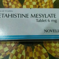 BETAHISTINE MESILATE 6mg||Obat anti Vertigo||MURAH