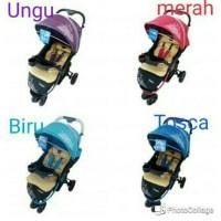 harga # Terbaru # Stroller Babyelle Baby Elle Tango 509 Kokoh Bisa By Gojek Tokopedia.com