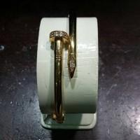 Jual Gelang Cartier Paku Juste Un Clou Mas 22K (750) Murah