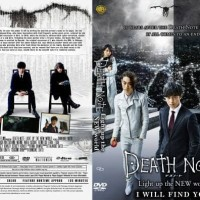 death note light up the new world dvd movie collection film koleksi