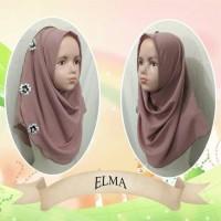 Jual jilbab anak murah terlaris hijab ELMA Murah
