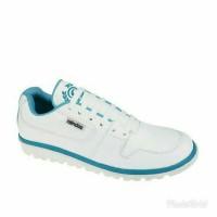 Sepatu olahraga wanita-poli basket warna putih-Sepatu Main murah doz