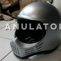 Helm Cakil Bogo moto3 m30 moto 3 bell tril trail Tinggal Cat Ulang -y1