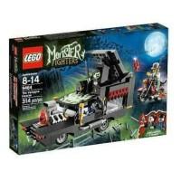 9464 LEGO Monster Fighter - The Vampire Hearse
