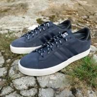 Jual Sepatu Adidas Neo SuperDaily Original Navy Suede Murah