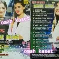 Kaset Vcd Original DUO RATU vol 2 house music NELLA feat VITA ALVIA