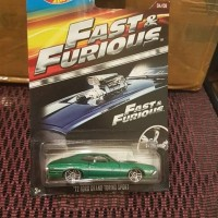 Hot Wheels Fast And Furious Ford Grand Torino Sport FNF Murah