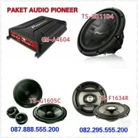 Paket Komplit Audio Pioneer