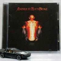 CD Andra And The BackBone - 1st Album