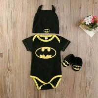 Jual Set batman | baju anak bayi import murah Murah