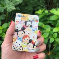 Custom Kartu E Money Mandiri / Flazz BCA Tsum Tsum Disney Friends