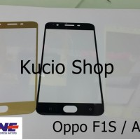 Tempered Glass Warna Colour Color Oppo F1S / A59 Full Screen Protector