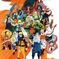 Kaset Film ANIME Naruto Kecil / Shippuden / Boruto Lengkap + Movie