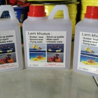 lem rubber boat / lem perahu karet / lem pvc