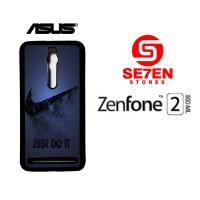Casing Zenfone 2 550 ML just do it nike logo Custom Hardcase