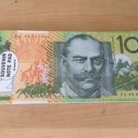 Note pad dollar Australia
