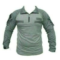 combat shirt abu/bdu/baju combat/tactical/kaos pria/army