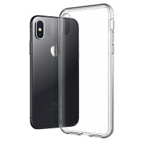 Verus Iphone X Case Crystal Touch - Clear