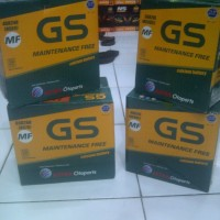 NEW Aki Mobil GS ASTRA Type GS MF 80D26L 69AH 12 V GSMF 80D26L'55626 '
