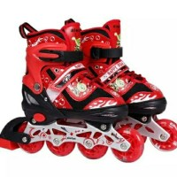 Jual sepatu roda anak in line skate anak import Murah