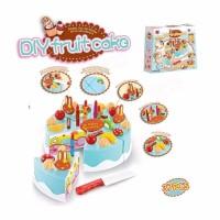 NEW MAINAN ANAK PEREMPUAN DIY FRUIT CAKE MAINAN ANAK CEWEK KUE ULTAH