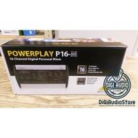 Behringer Powerplay P16M ( P 16 M ) Digital Personal Audio Mixer