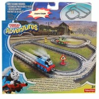 Thomas & Friends Adventures Straights & Curves Track Pack