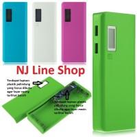 Jual Modul Powerbank LCD Display + Casing / modul Powerbank DIY 5 Baterai Murah